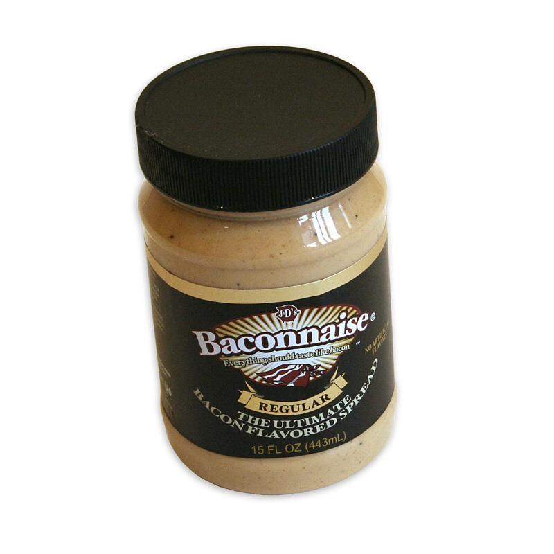 Baconaise  bacon mayonnaise Christmas