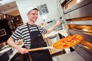 Pizza express pizzaexpress silverburn Glasgow