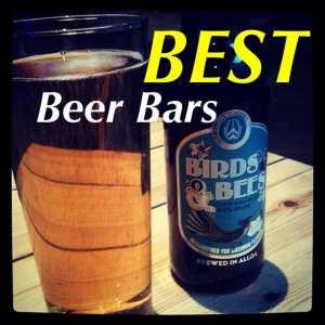 Best beer bars Glasgow