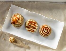 Nairns oatcakes mark Greenaway recipe