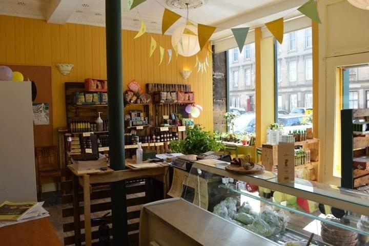 Glasgow Locavore shop