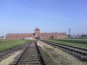 Auschwitz Oswiecim holocaust camp