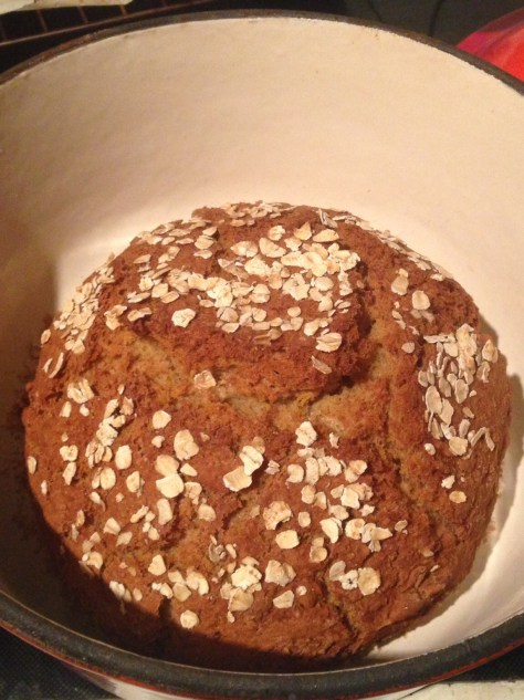 Easy soda bread recipe