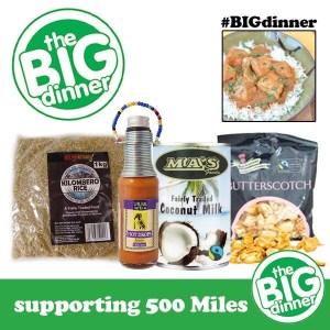 The big dinner Malawi fundraiser