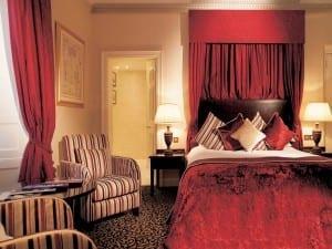 Bedroom - Roxburghe hotel edinburgh