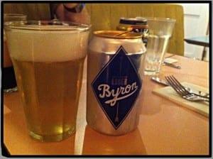 Byron burgers manchester