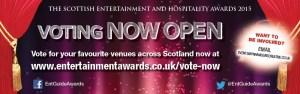 Scottish entertainment and hospitality awards v
