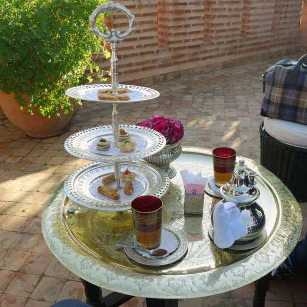 La Sultana - A welcome mint tea