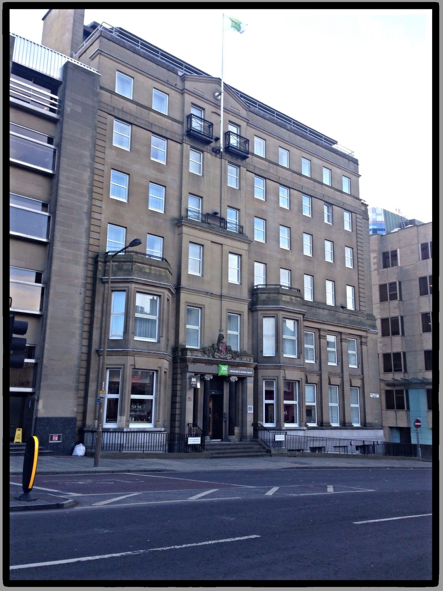 Ibis Hotel Edinburgh Centre St Andrew Square