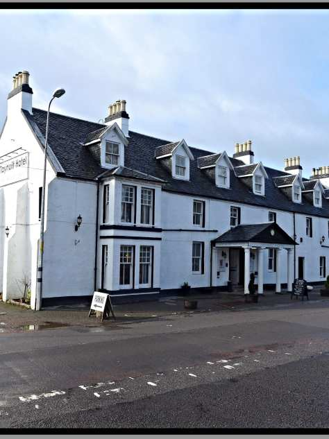 Taynuilt hotel Argyll Oban scotland good food