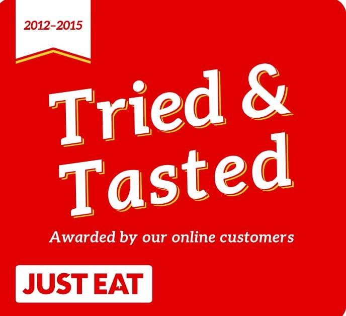 just eat tried and tested