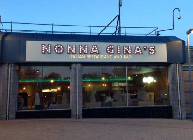 Nonna Gina's the avenue newton mearns glasgow