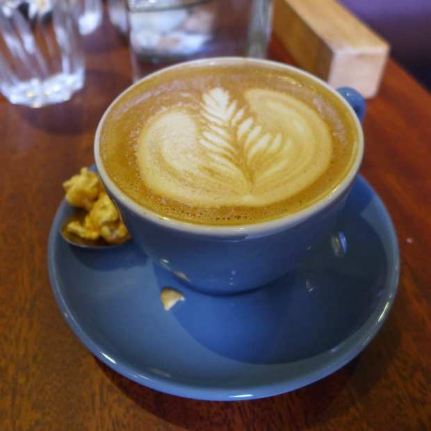 gesso lounge coffee glasgow charing cross