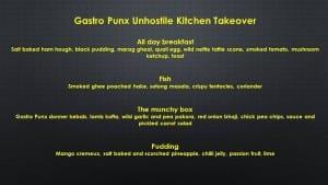 gastro punx glasgow unhostile kitchen takeover