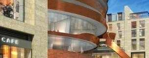 Edinburgh hotel image bronze ribbons st james centre