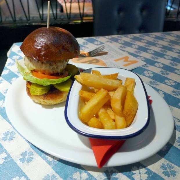 Nice & Sleazies - Classic Cheeseburger