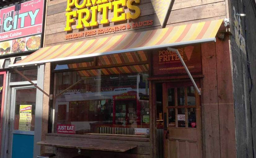 Food review: Pommes Frites, 476 Sauchiehall Street Glasgow
