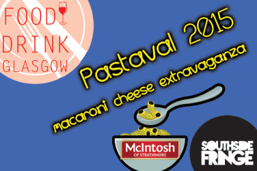food and drink glasgow pastaval