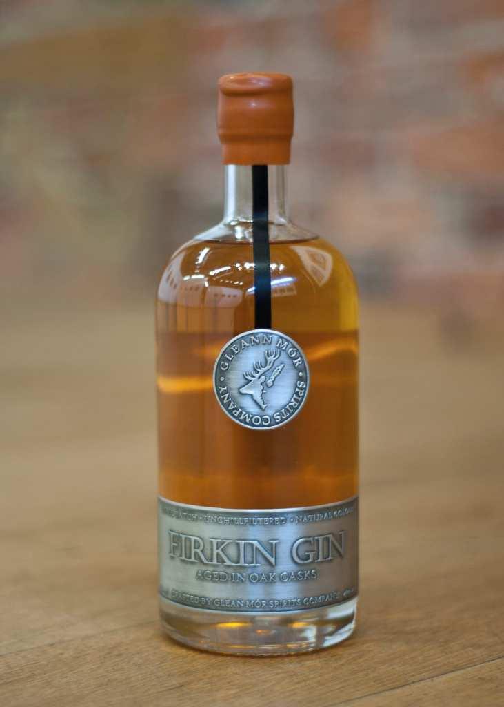 firkin gin launch