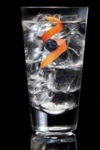 Brockmans Gin Perfect Serve Cocktail