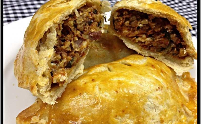 Recipe: Vegetarian Haggis Greek Pie