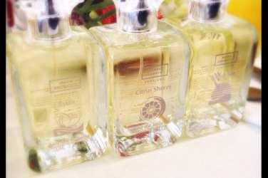 bottles arran aromatics food drink glasgow foodie summer scent
