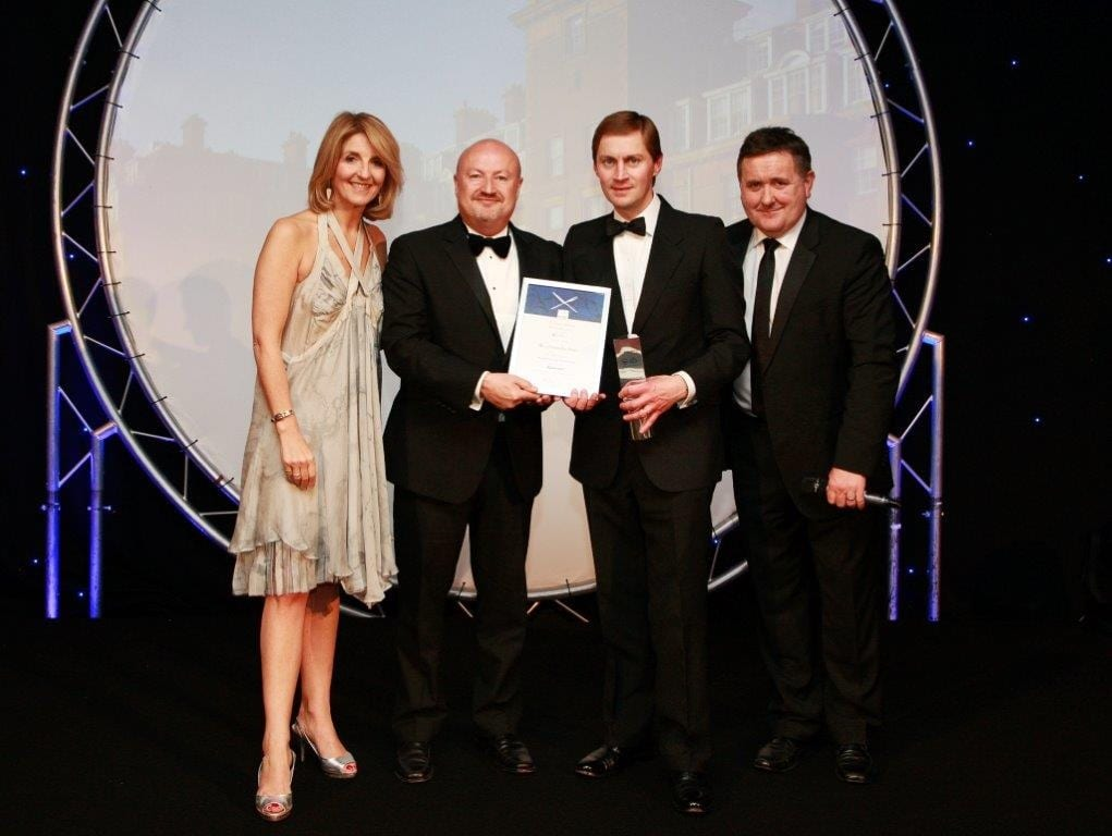 cis awards glasgow gleneagles hotel
