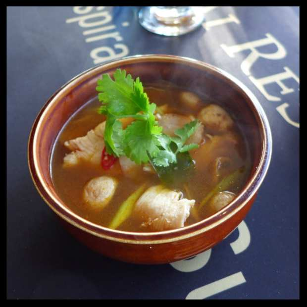 tom yum soup chaophraya cooking class thai edinburgh glasgow food drink glasgow foodie