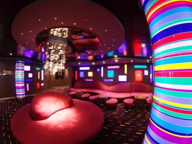 MSC Splendida - Purple Jazz Bar
