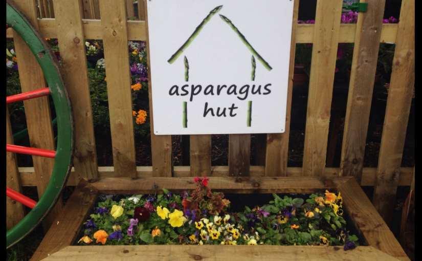 Asparagus Farm Hut, Houston re-opens