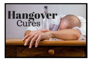 hangover cures glasgow foodie top tips