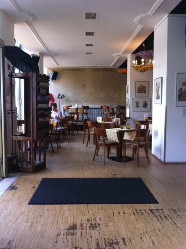 cafe sybille east berlin glasgow foodie