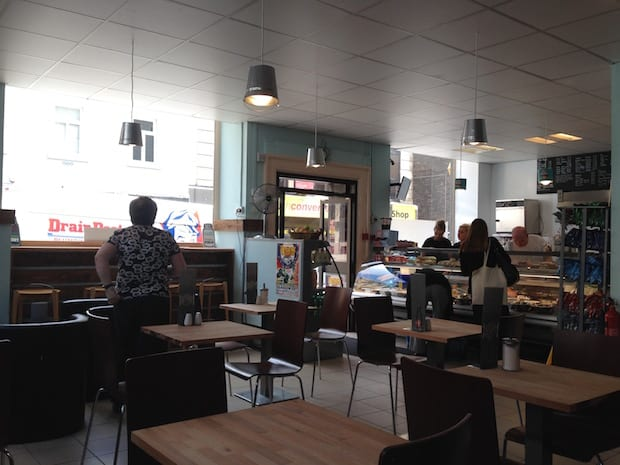 food fillas renfield street city centre glasgow sit in cafe takeaway