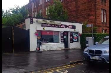 mollys cosy cafe shawlands glasgow,foodie