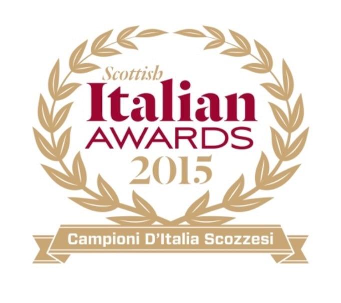 scottish italian awards 2015