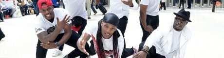 UDO world street dance championships glasgow