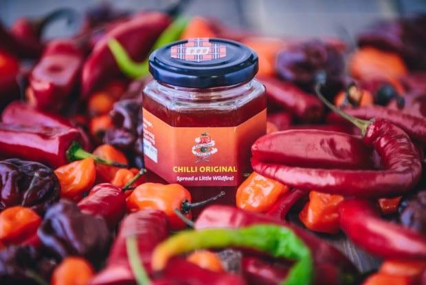 galloway chillies, crowdfunding, chillies, scottish, glasgow foodie, foodie explorers,  home grown