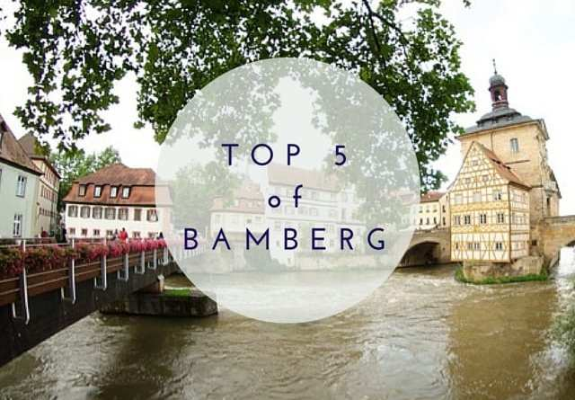 bamberg top 5 things to do
