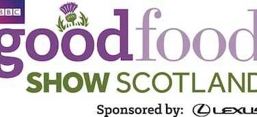 BBC Good Food Show Scotland Logo Glasgow foodie explorers