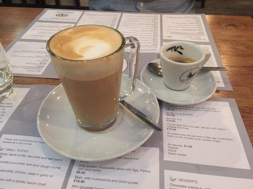 Black_Dove_coffee glasgow foodie explorers
