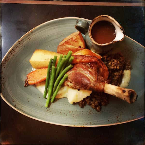 Glasgow foodie Explorers food travel blog NYL_LIVERPOOL_BROOKLYN_ALE_LAMB_SHANK