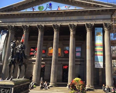 Glasgow foodie explorers food travel blog Trading_House_Glasgow_GOMA