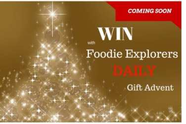 glasgow foodie explorers advent christmas gift win competition