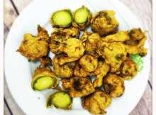 Recipe: Brussels Sprouts Pakora