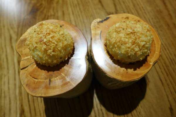 L'enclume - Chicken dumpling