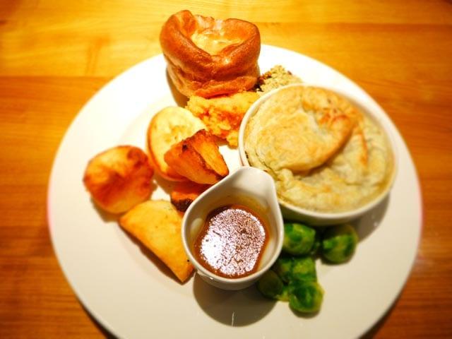 Beefeater Grill - Veggie Wellington