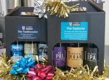 Day Twelve of Foodiemas: Brewery Tour for Two of Stewart Brewing – winner picked and notified