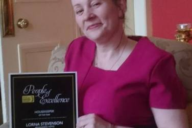 Lorna Stevenson Country House Hotel of the Year, Ardanaiseig near Kilchrenan