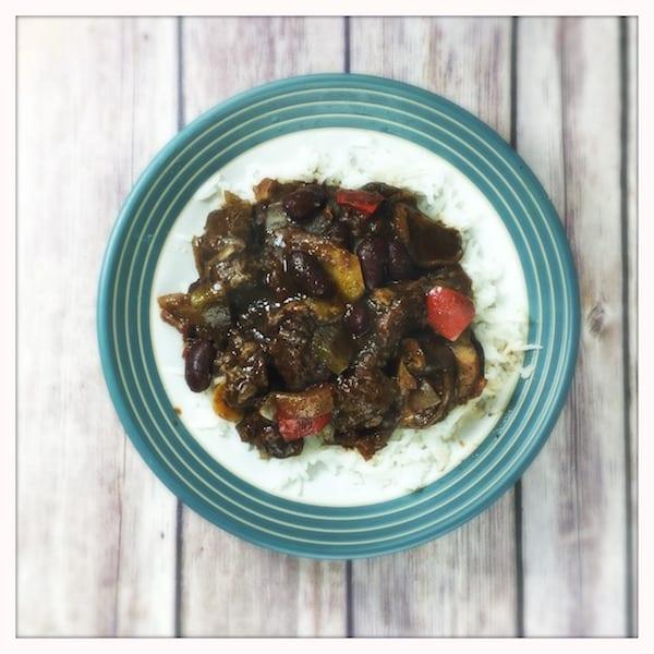 lavazza coffee recipe beef bean stew