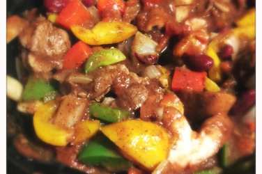 lavazza coffee recipe beef bean stew